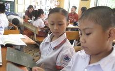 Năm học 2020-2021 triển khai đại trà chương trình giáo dục mới ở lớp 1