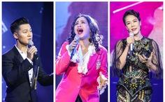 Thanh Lam, Thu Phương, Đức Tuấn cháy hết mình với ký ức Phú Quang