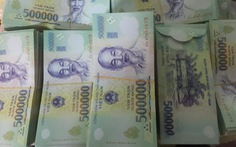 Bao lì xì in hình tiền Việt Nam liệu có vi phạm pháp luật