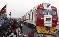 Vay tiền Trung Quốc làm đường sắt, Kenya sắp vỡ nợ?