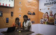 Ấn Độ kiềm chế Amazon và Walmart