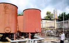 Không để dân dùng nước nhiễm arsen