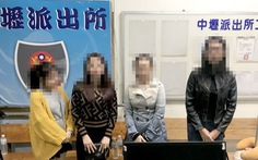 Không có chuyện nữ du khách Việt 'mất tích' bán dâm ở Đài Loan