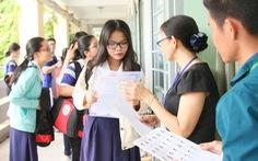 Luật không cấm, sao các địa phương không được tổ chức thi tốt nghiệp THPT?