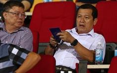 Ông Dương Văn Hiền được bổ nhiệm làm trưởng Ban Trọng tài VFF