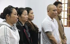 """Trộn """"hỗn hợp pin vào tiêu"""", 5 bị cáo lãnh án 7 đến 8 năm tù"""