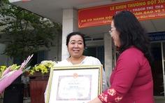 Đồng Nai khen thưởng người phụ nữ nghèo trả 100 triệu nhặt được