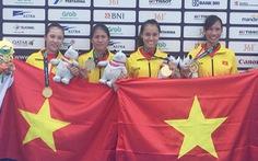 Nhà vô địch Asiad: 'Thể thao đã cho tôi quá nhiều điều'
