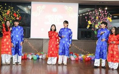 Sinh viên Việt tại Hàn Quốc vui đón Năm mới 2019
