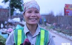 Nụ cười cần lao Việt ngày cuối năm 2018 đẹp đến nao lòng