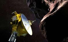 Quà năm mới của NASA: phát sóng trực tiếp nơi ra đời Hệ mặt trời