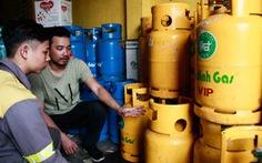 Giá gas trong nước tăng 4.000 đồng/bình dù giá gas thế giới giảm