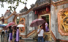 Tham quan Hội An, giờ có thêm chùa Bà Mụ