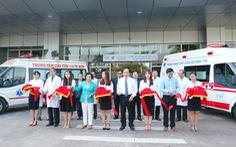 Trạm cấp cứu vệ tinh thứ 26 của TP.HCM là Bệnh viện Quốc tế City