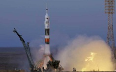 Tàu Soyuz lại lên ISS sau thất bại hồi tháng 10