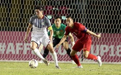 'Philippines sẽ chơi tấn công để vào chung kết'