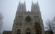 Nhà thờ quốc gia Washington - nơi tổ chức tang lễ nhiều đời tổng thống Mỹ