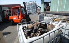 Kinh hoàng 20 container rác điện tử ở cảng Sài Gòn