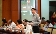 Dự án chống ngập nghìn tỉ dùng thép Trung Quốc, ai bảo đảm an toàn?