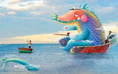 Tranh minh họa của tác giả Việt Nam nhận giải thưởng ASEAN