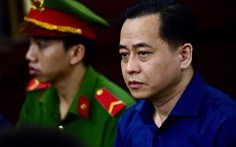 Đang luận tội Vũ 'nhôm', Trần Phương Bình