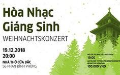Hòa nhạc Giáng sinh tại Hà Nội