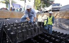 Đề xuất TP.HCM xây 5 hồ điều tiết chống ngập trị giá 475 tỉ