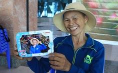 750 ảnh chân dung trẻ em và bệnh nhân ung bướu  xúc động