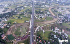 Lỗi hẹn đường cao tốc tỉ đô Bến Lức - Long Thành
