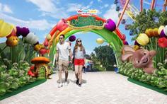 Checkin tại Festive Wonderland - Lễ hội thần tiên tại Vinpearl Land