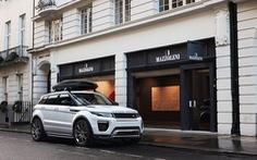 Mua xe Range Rover Evoque và Discovery Sport nhiều ưu đãi cuối năm