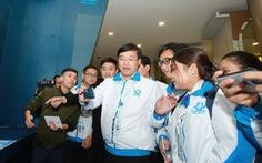 Robot, máy in 3D tại triển lãm sinh viên Việt Nam