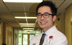 Bác sĩ ở Mỹ 'mang thế giới' về cho đồng nghiệp Việt Nam