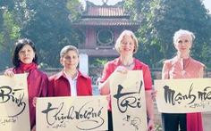 Các nữ đại sứ chúc phụ nữ Việt rạng rỡ, thăng tiến