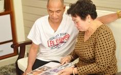 Gặp lại mẹ sau 43 năm, Vance có Tết đoàn viên bên mẹ