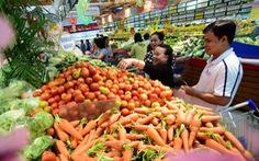 Hàng về ngập chợ, giá bắt đầu nhấp nhổm tăng