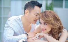 Thanh Thảo tình tứ cùng bạn đời trong album Valentine