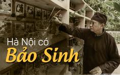 Hà Nội có Bảo Sinh - nửa thế kỷ nuôi chó, chơi chó, bạn với chó