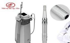 Phương pháp mới trị sẹo rỗ hiệu quả - Micro Needle Therapy (Đức)
