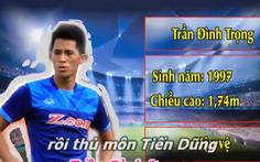 Clip nhạc chế tên cầu thủ U23 Việt Nam hot nhất tuần
