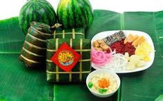 Các món ăn truyền thống dịp năm mới ở châu Á