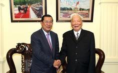 Đại tướng Lê Đức Anh - 'Tà Sáu Việt Nam' của nhân dân Campuchia