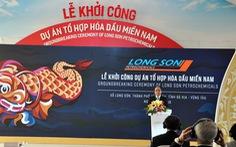 Thủ tướng nhấn nút khởi công dự án hóa dầu 5,4 tỉ USD
