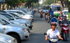 TP.HCM: đậu xe hơi dưới đường phải trả 40.000 đồng/giờ?