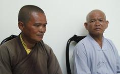 Phát hiện sư giả khất thực tại lễ hội chùa Bà Bình Dương