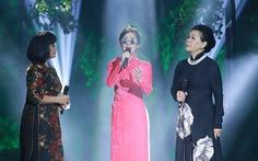 Cẩm Vân, Khánh Ly hội ngộ ở đêm nhạc 5 giọng ca vàng