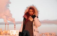 Người mẫu Việt đến nơi 'siêu lạnh' trên Trái đất