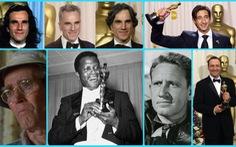 Xem clip điểm danh 90 nam tài tử nhận Oscar qua các thời đại