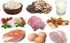 Dinh dưỡng giúp mau lành vết thương