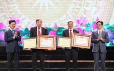 Tổng bí thư Nguyễn Phú Trọng chúc mừng ngành y
